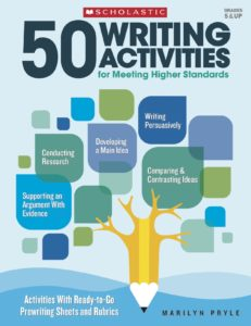 50 Writing Activities Cover